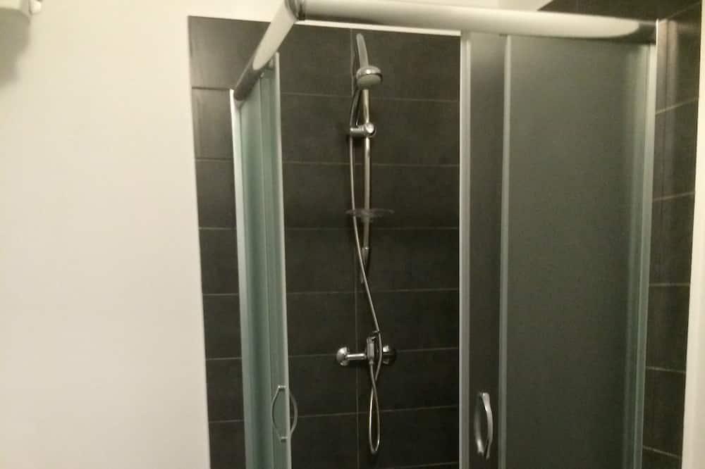 Classic-Doppelzimmer, 1King-Bett, Nichtraucher - Badezimmer