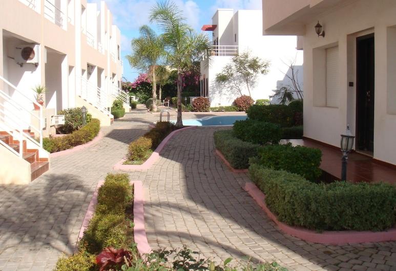 Residence Bay 2, El Jadida, Dārzs