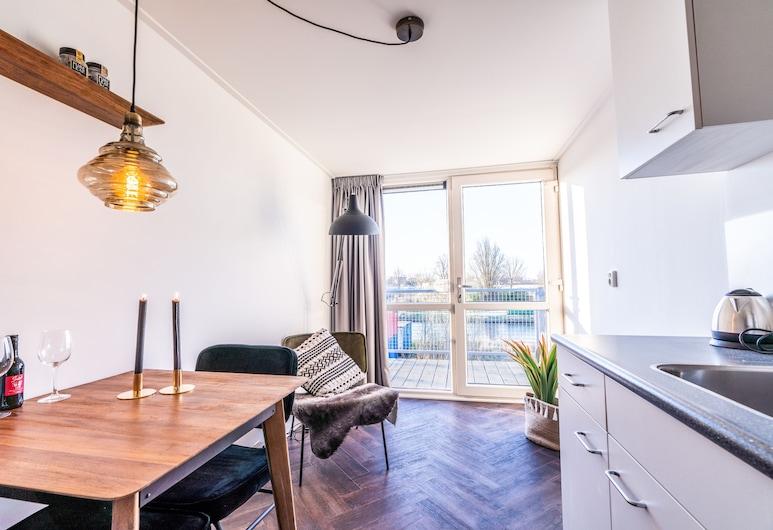 City Lab Hotel, Groningen, Design dubbelrum eller tvåbäddsrum - 1 sovrum, Vardagsrum