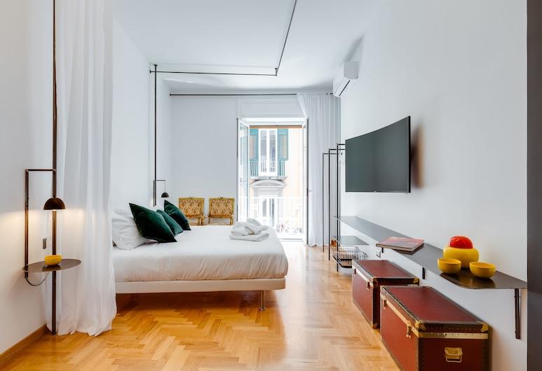 普樂比茨圖托萊多阿爾瑪設計之家酒店, 那不勒斯, 奢華公寓, 露台, 城市景, 客房
