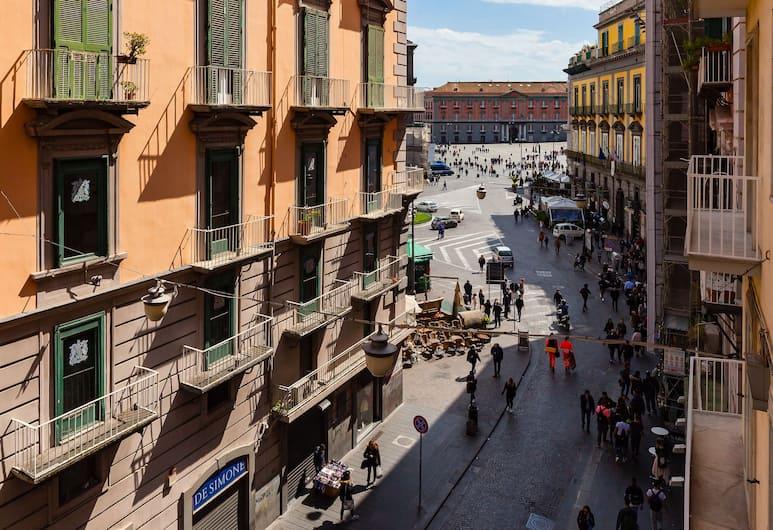 ALMA de Toledo Design Home Plebiscito, Napoli, Leilighet – luxury, balkong, utsikt mot byen, Utsikt fra rommet
