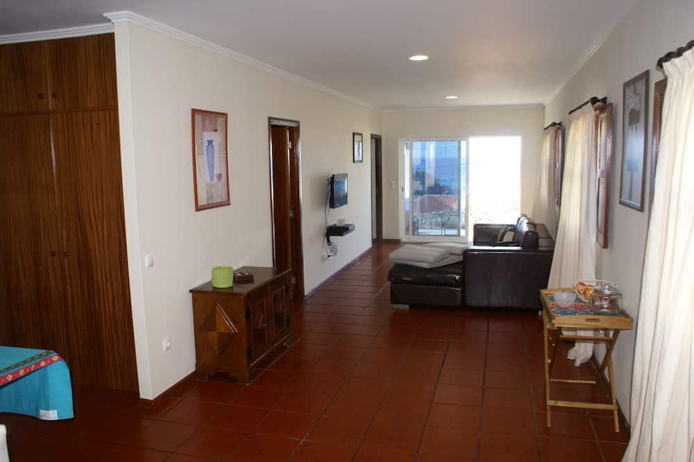 單棟房屋, 2 間臥室, 海景 - 客廳