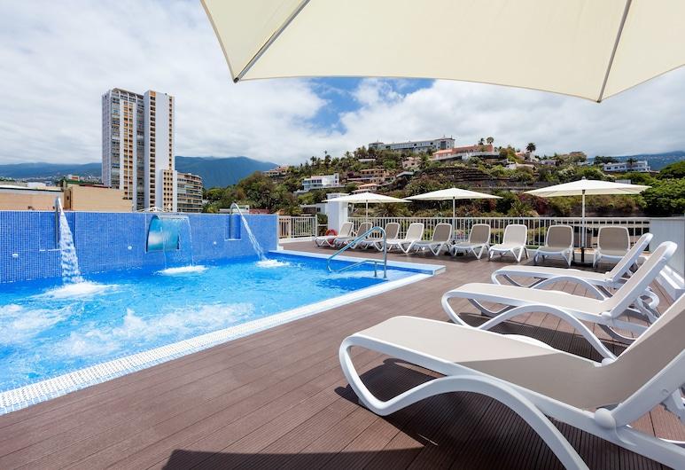 My City Hotel, Puerto de la Cruz, Terraza