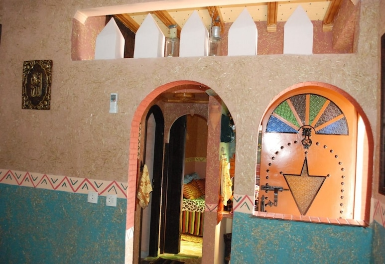 Appartement Traditionnel, Tiznit, Comfort Apartment, 1 Bedroom, Living Area