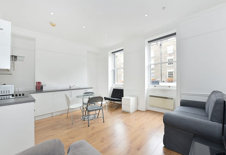 Blandford Street Apartments, London