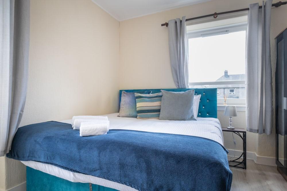 Külaliskorter, 3 magamistoaga - Linnavaade