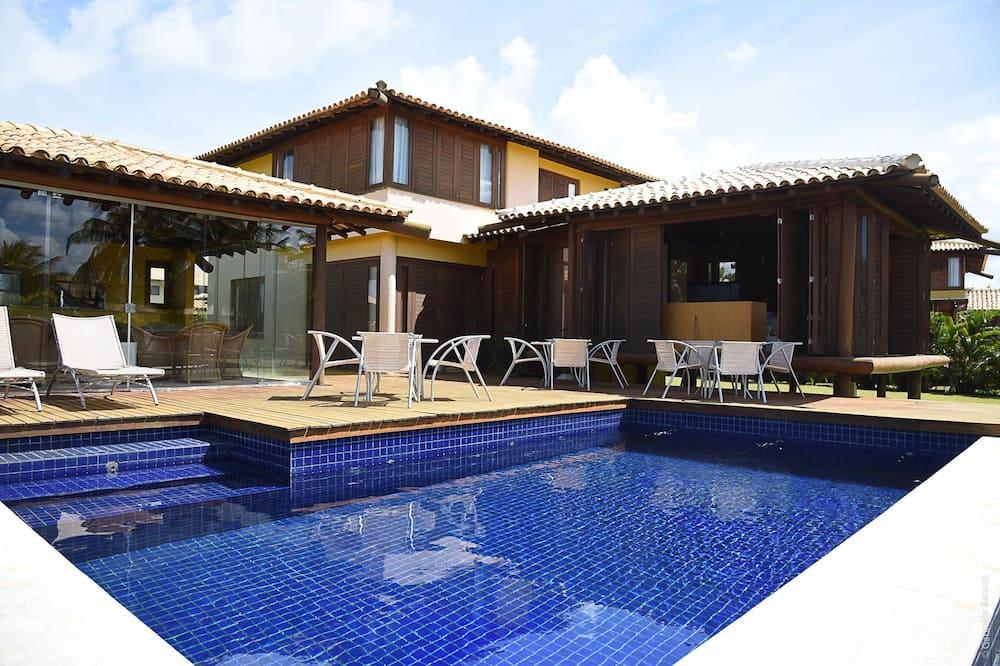 Super Casa de Praia em Costa do Sauípe