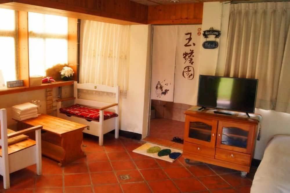 Ģimenes bungalo - Vannasistaba