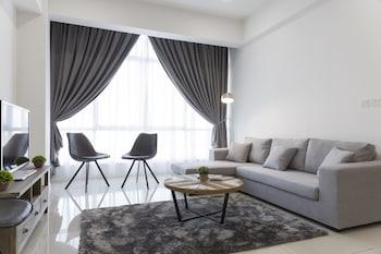 Foto Elegant Simplicity Home Sweet Home Sutera Avenue di Kota Kinabalu