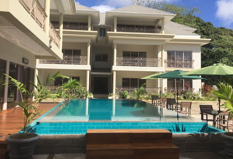 Sahaj Holiday Apartments, Praslin