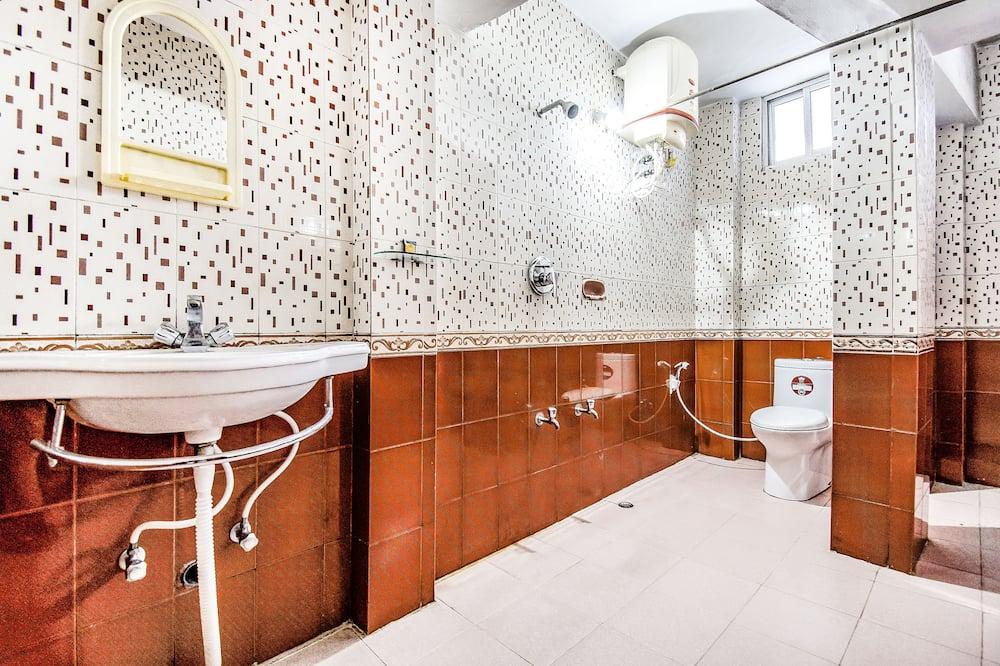 套房, 城市景观 - 浴室