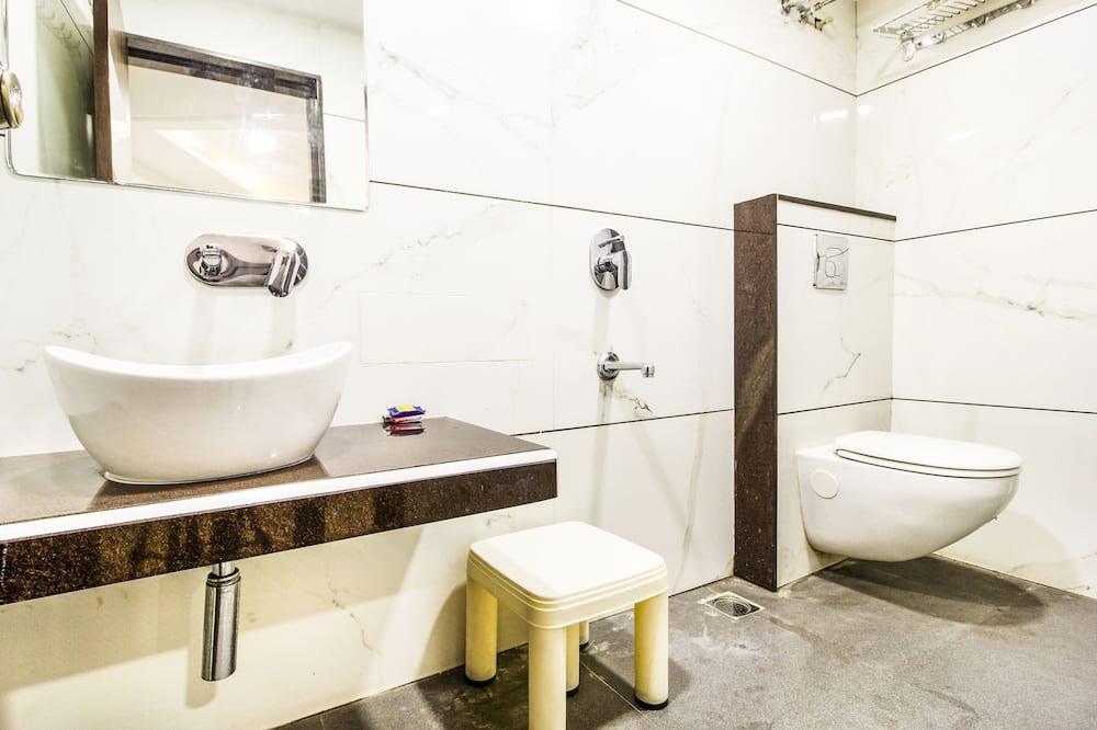 Phòng Executive, 1 giường cỡ queen, Không hút thuốc - Phòng tắm