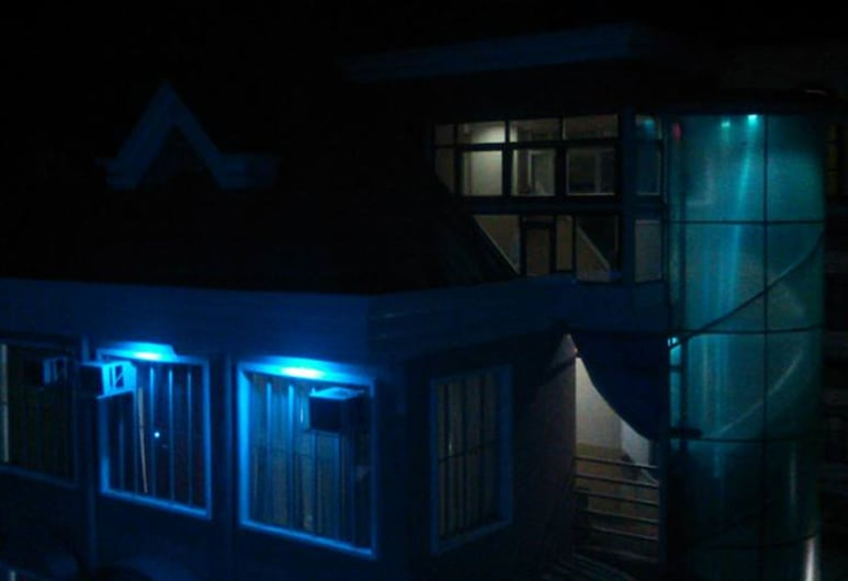 Famous Pension House II, Iligan, Hotel Front – Evening/Night
