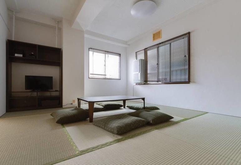 KB 自助凱富酒店, 大阪, 客房