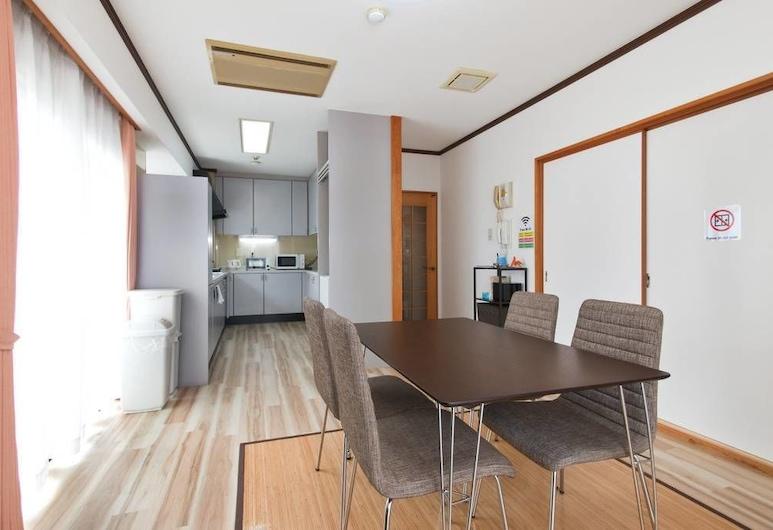 컴포트 셀프 호텔 에스테이트 MK, 오사카, 거실 공간