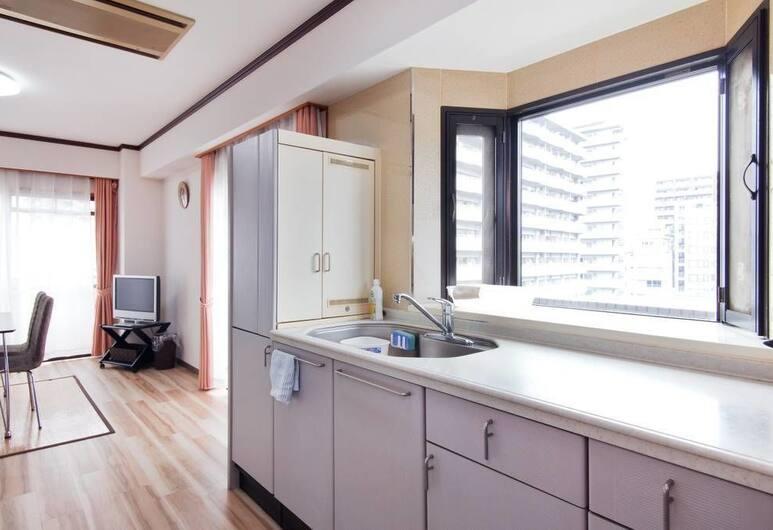 コンフォート セルフ ホテル エステート MK, 大阪市, 専用簡易キッチン