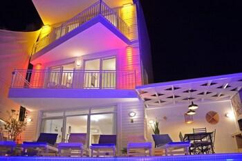 Kaş bölgesindeki Villa Gelecek resmi