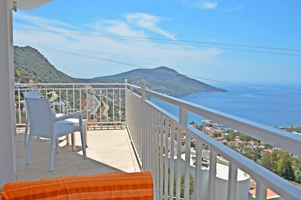 Vila, pogled na more - Balkon