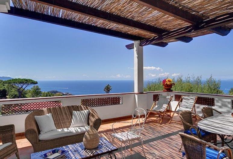 Villa Aragona, Massa Lubrense, Villa, Multiple Bedrooms, Terrace/Patio