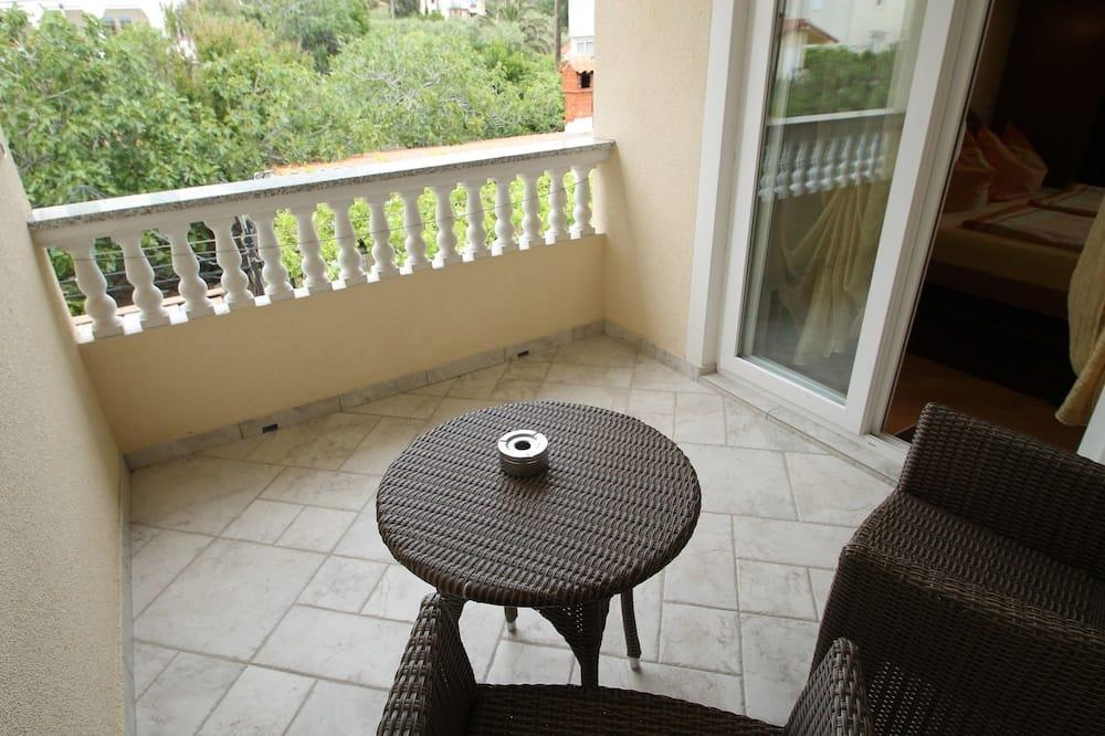 Apartemen, pemandangan laut - Balkon