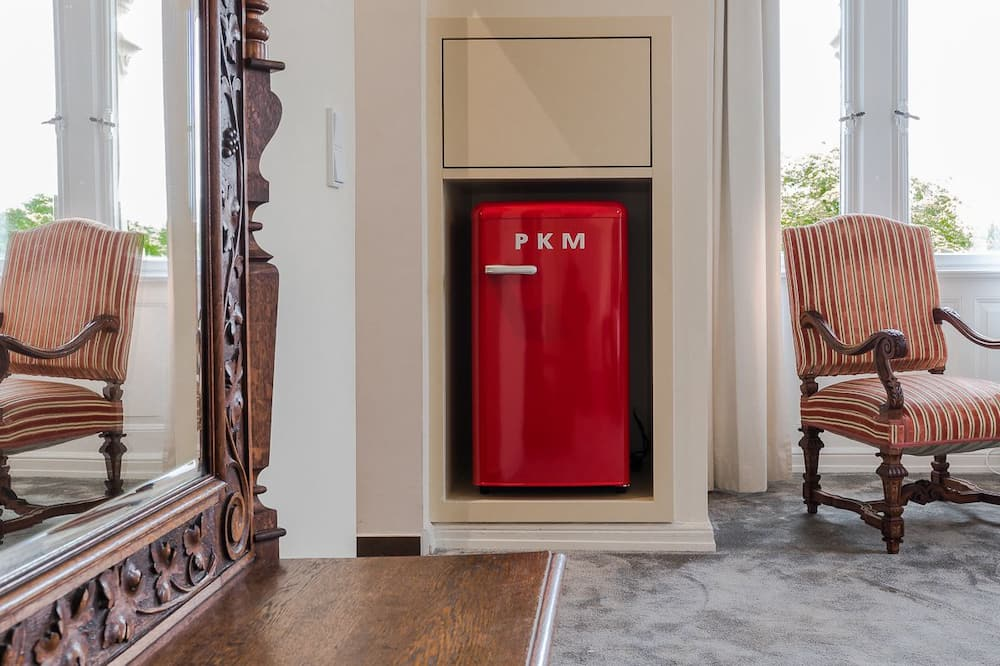 Deluxe-Zimmer - Minikühlschrank