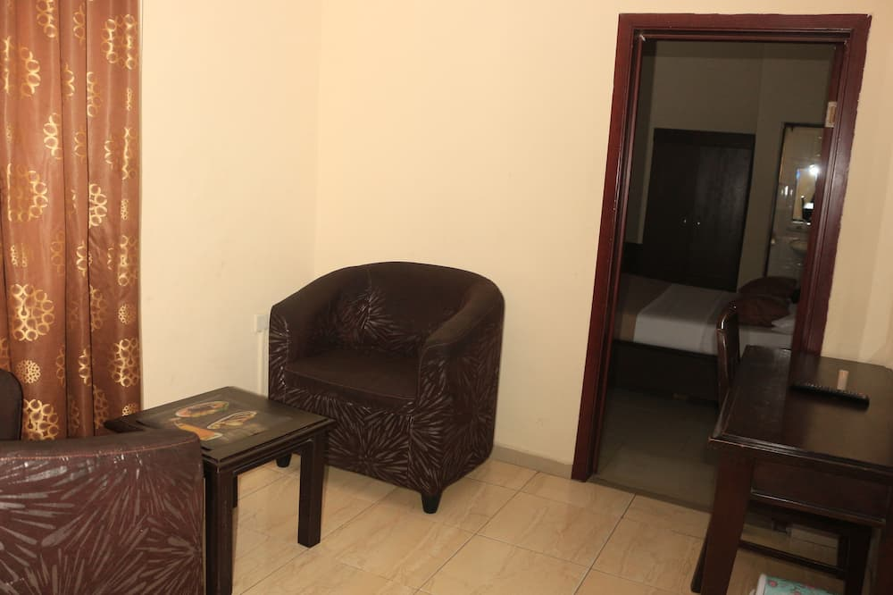 Apartmán typu Basic - Obývacie priestory