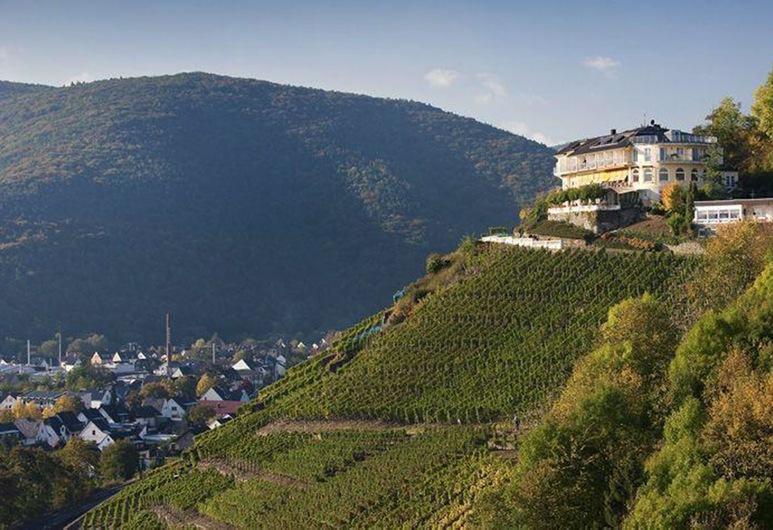 Restaurant & Hotel Hohenzollern, Bad Neuenahr-Ahrweiler, Camera doppia, vista montagna, Vista dalla camera