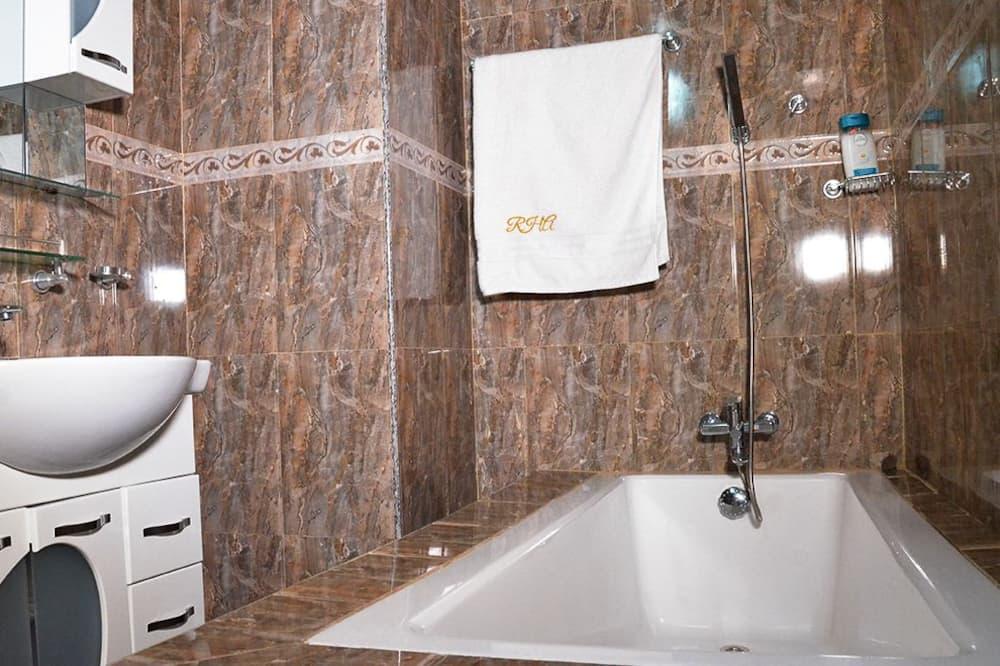 Executive Apartment - Bilik mandi
