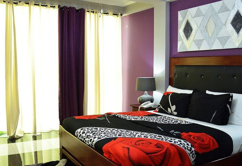 Royal Haveala Apartments , Accra, Apartment, Non Smoking, Room