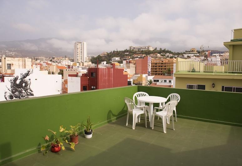 Pension Los Geranios , Puerto de la Cruz, Terraza o patio