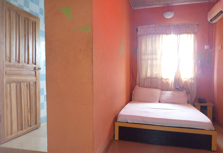 奧德城市飯店, 拉各斯, 單人房, 客房