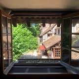 Standard-Dreibettzimmer (Troubadour) - Ausblick vom Zimmer