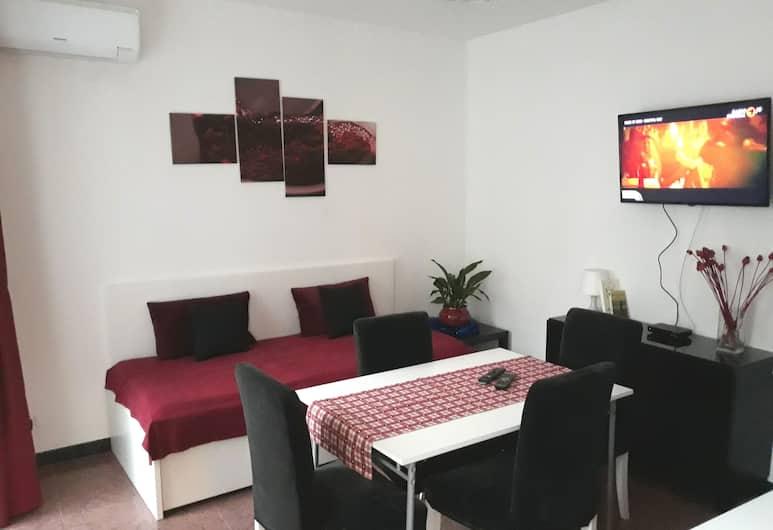 Casa Sarre, Torino, Appartamento, 1 camera da letto, Area soggiorno