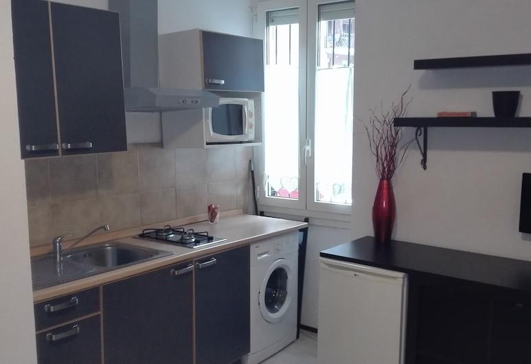 Casa Sant'Antonino, Torino, Monolocale, Area soggiorno