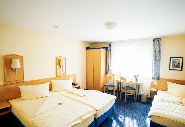 Hotel Sauer Garni, Neu-Isenburg, Double or Twin Room, Guest Room