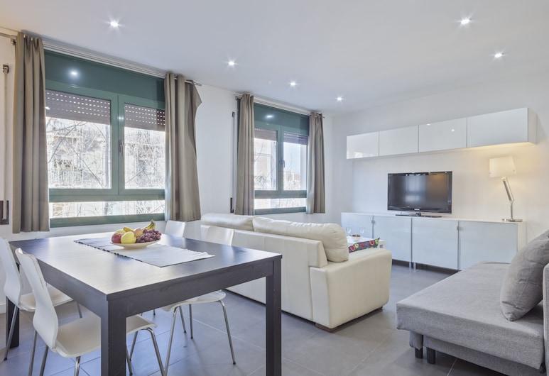 Barcelona Comtal Apartments, Barcelona, Apartamento, 1 quarto (COMTAL 41), Área de estar