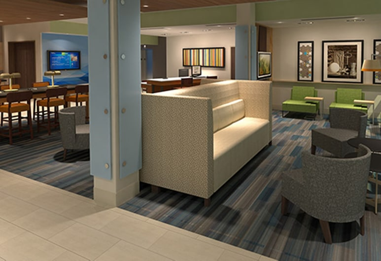 Holiday Inn Express And Suites Dalhart, Dalhart, Lobby