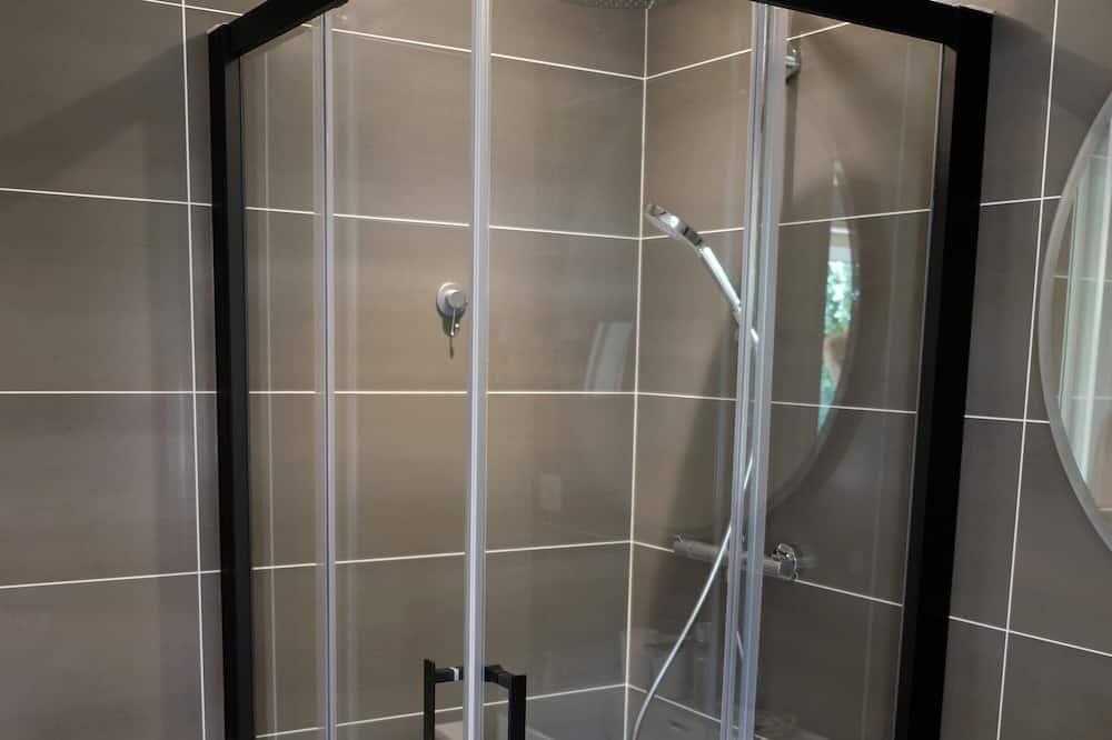 Suite Signature, salle de bains privée, vue parc - Salle de bain