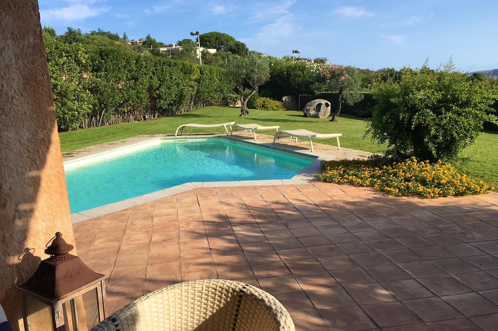 Villa With 4 Bedrooms in Palau, With Wonderful sea View, Private Pool, Furnished Terrace - 600 m From the Beach