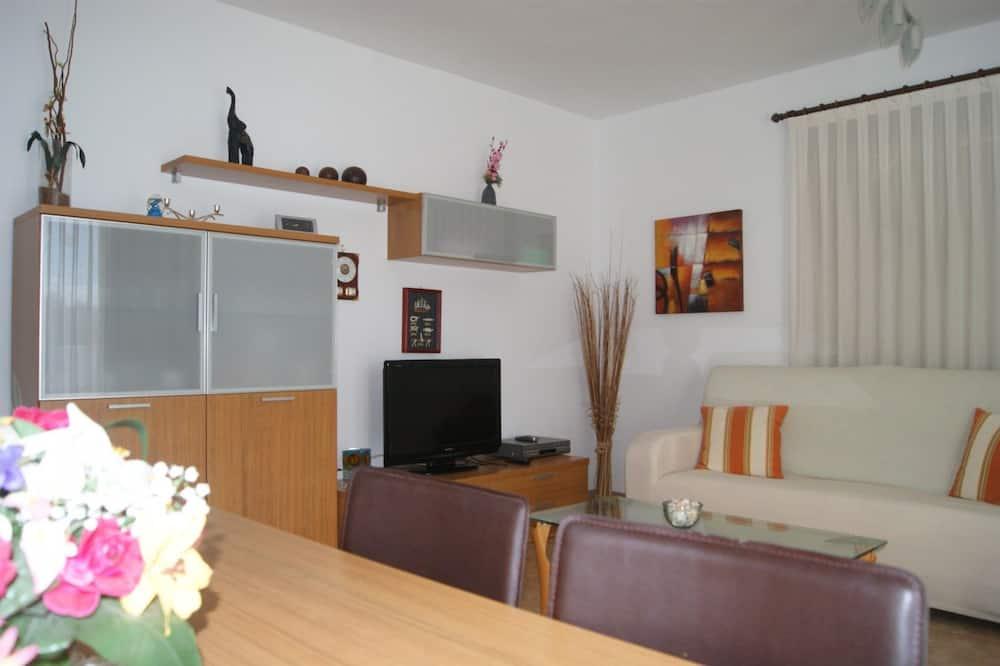 อพาร์ทเมนท์, 2 ห้องนอน - ห้องนั่งเล่น
