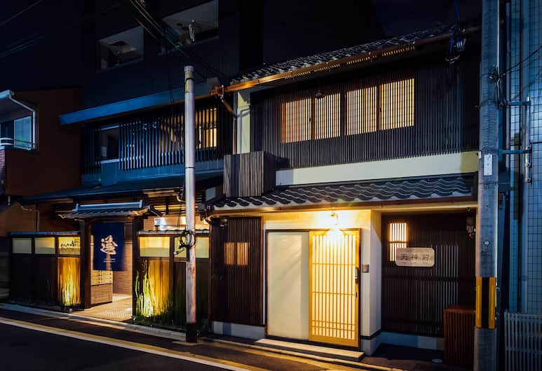 Tenjin mae, Kyoto, Front of property
