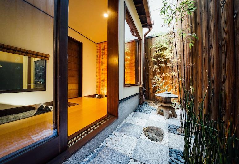 天神前飯店, Kyoto, 露台