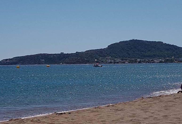 Faliraki Blue Villas, Rodos, Strand