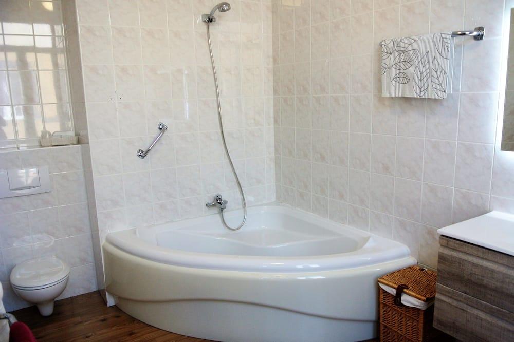 Comfort - kahden hengen huone, Kylpyamme - Kylpyhuone