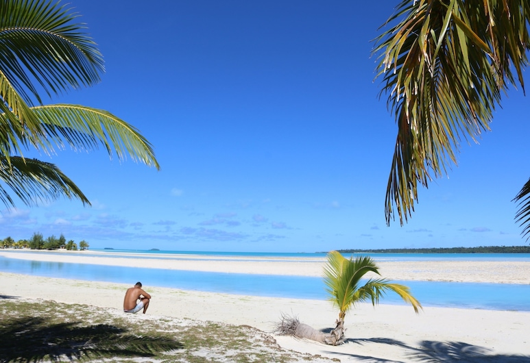 Aitutaki Ootu Villa, Aitutaki, Playa