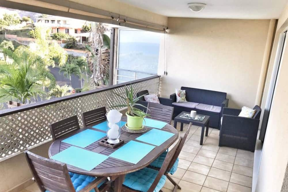 Apartment, 2Schlafzimmer, Nichtraucher, Balkon - Balkon