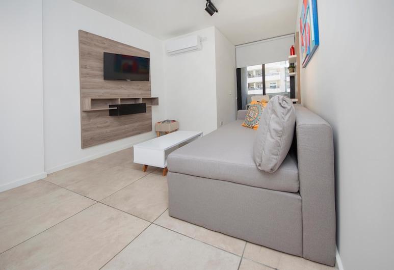 CW9 Chacabuco Apartment, Córdoba, Περιοχή καθιστικού