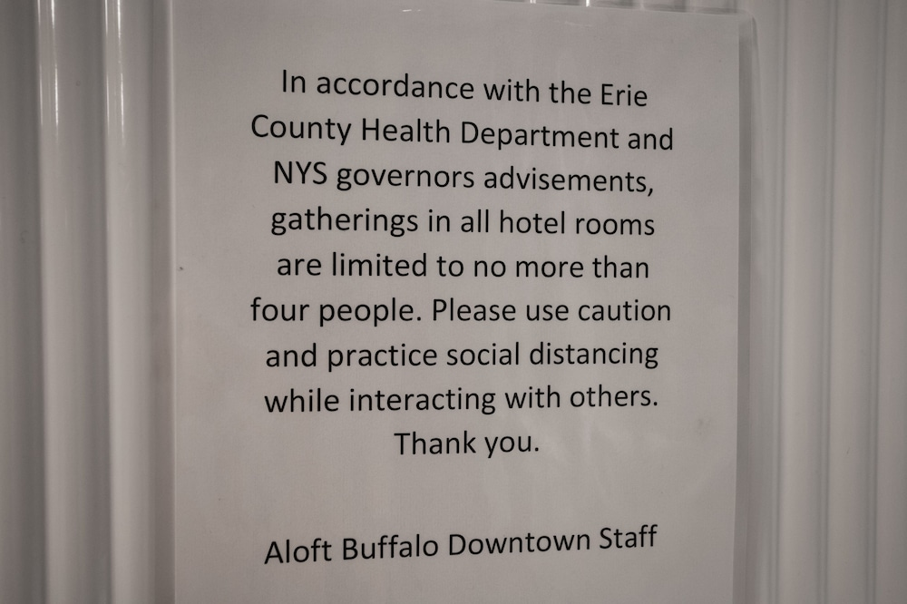 Aloft Buffalo Downtown