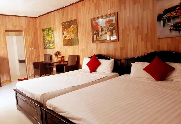 Hanoi Oriental Hotel, Ανόι, Δίκλινο Δωμάτιο (Twin), Δωμάτιο επισκεπτών