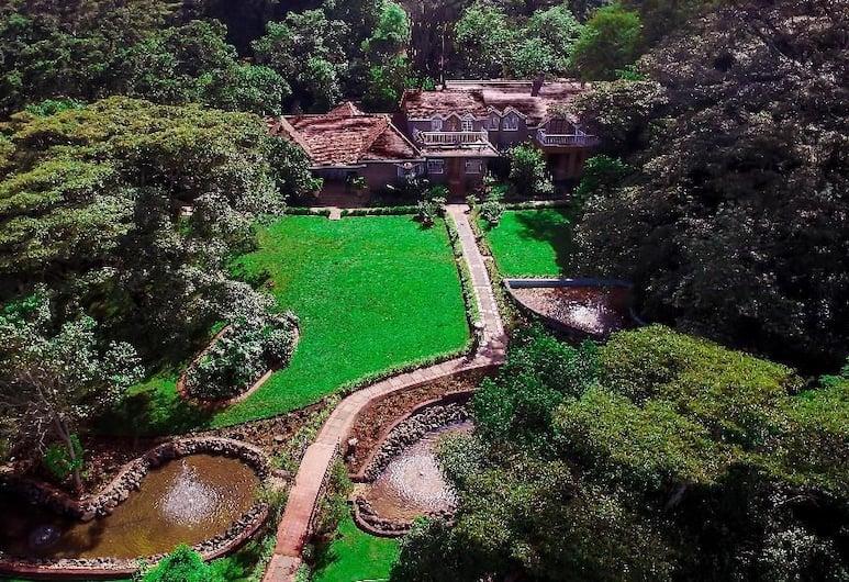 Entim Sidai Wellness Sanctuary, ניירובי, מראה מהאוויר